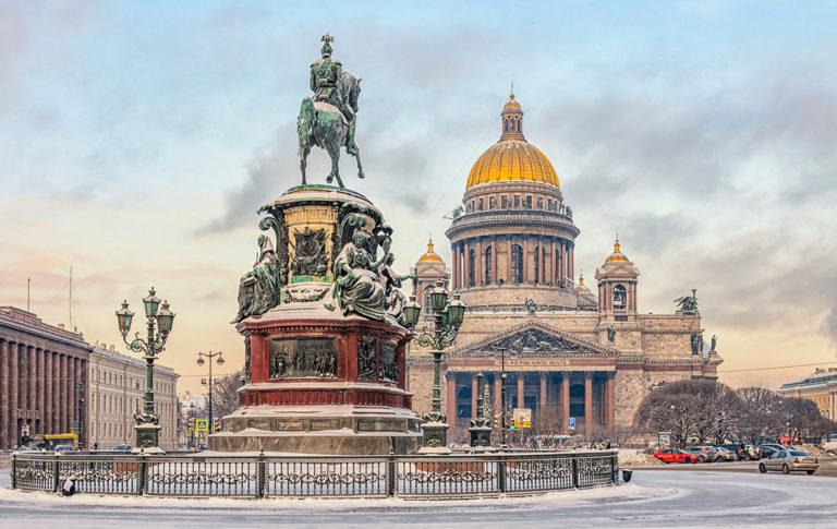 Москва–Петербург–Москва. Впечатления и ощущения